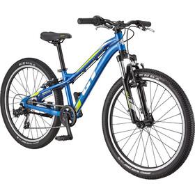 GT Bicycles Stomper Prime 24 Bambino, blu